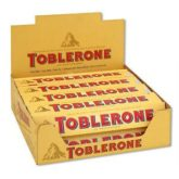 Toblerone 20 bars