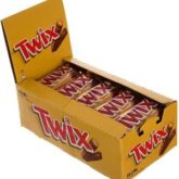Twix 24 Bars of 50 gm each