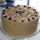 Coffee Mocha Cake 2 lbs from Serena Hotel