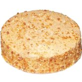 Coffee Crunch Cake 4 lbs from Serena Hotel