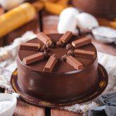 Kit Kat Cake 2.5 lbs from Delizia