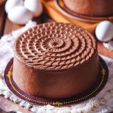 Milky-Malt-cake-2.5 lbs from Delizia