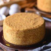 Honey Cake 2.5 lbs from Delizia